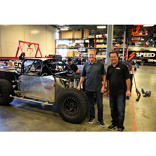NASCAR Hall of Famer Rusty Wallace will compete in Off-Road Truck Racing at #XGames Austin this June!  He won at least one Sprint Cup Series race in 16-straight seasons. (