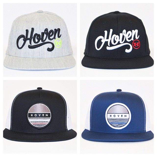 Exclusively designed Hoven Snapbacks AVAILABLE NOW online $24.99 • Get yours NOW. store.hovenvision.com #hovenvision #hats #spring #snapbacks #snapbacksandtattoos #retail #boom