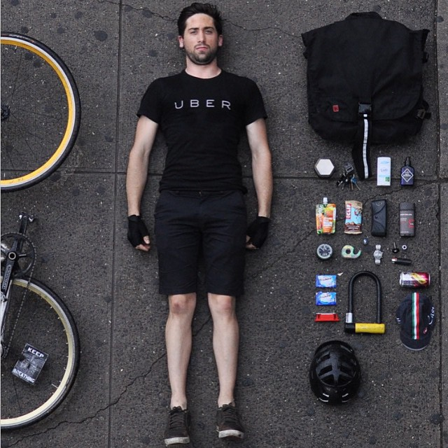 The Messenger Study Continues | Shoutout to @stayalivenyc | #fixedgear #messlife #essentials #ubernyc #boombotix