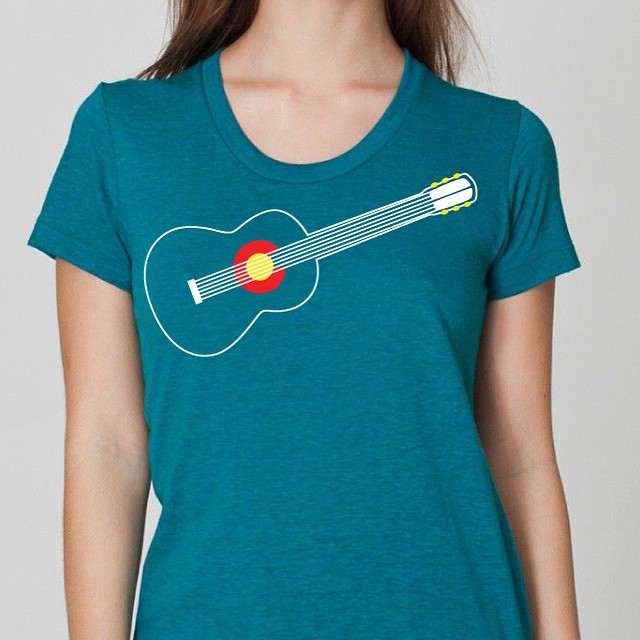 Should we bring back our old Colorado Music design from 2010? #kinddesign #colorado #music #coloradomusic #madeinUSA #liveyourdream