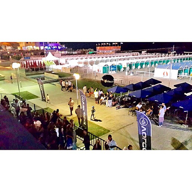"Premiere ""Counter Offer"" en Mar del Plata! Gracias familia!!!! #TrueToThis @juanbacagianis"