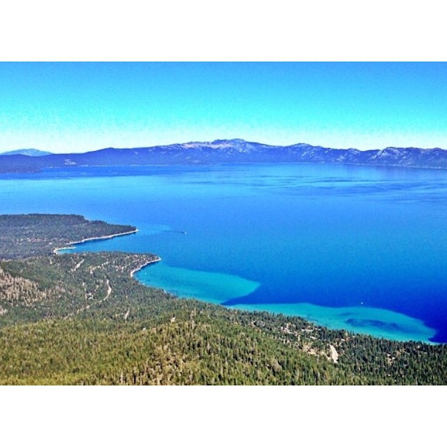 Can you guess the vantage point?  _ #thisistahoe #desolationsupply #DESO #itswayoutthere #tahoemade