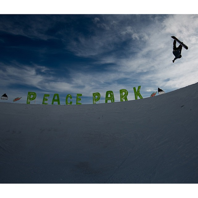 Our World of ❌ Games #PeacePark14 show will re-air tomorrow at 3 pm ET/1 pm PT on ABC! (