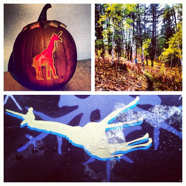 No matter how you celebrate, Happy #Halloween from all of us at SheJumps! #celebrate #getoutside