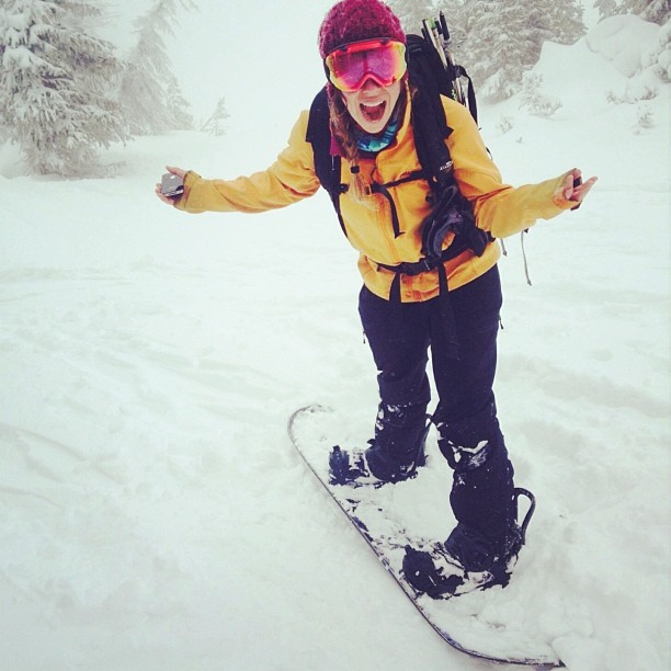 We're giving away a new @rampsports #snowboard or #skis this month. Just give us your best #haiku. Enter on our Facebook page: shejumps.org #contests #winter #highaltitudehappiness