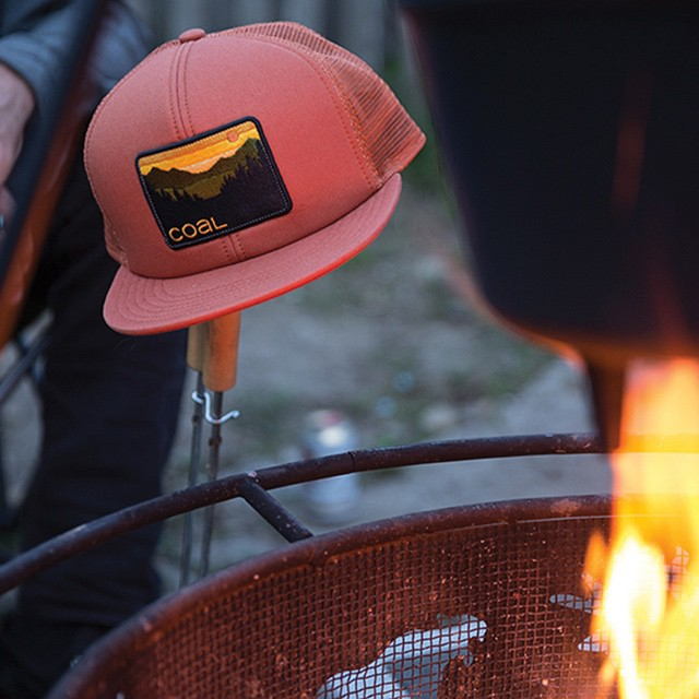 The Hauler from our Spring Summer collection is the perfect companion for nights filled with franks, fire, and friends.