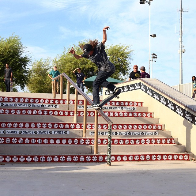 Congratulations to @thomas__turner on winning today's #elementmakeitcount contest in Tempe, Arizona! He's coming to the finals in California to compete for element sponsorship! @elementmakeitcount