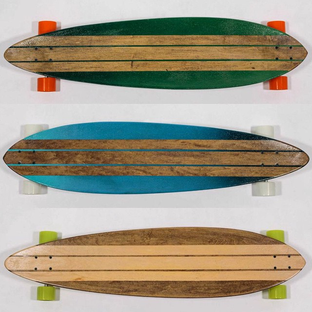 The next person to use code PINTAIL! at checkout gets $75 off their pintail! Move fast. Only one code available! #longboard #skate #Handmade #handmadeskateboard