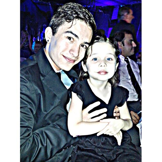 Mi princesa y compañera !!