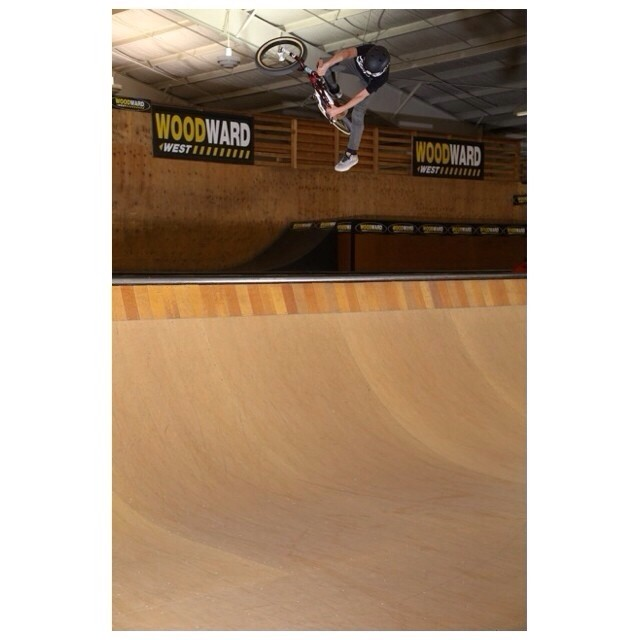 Our dude @andrew_bmxlife is amazing. Only 13 years old!