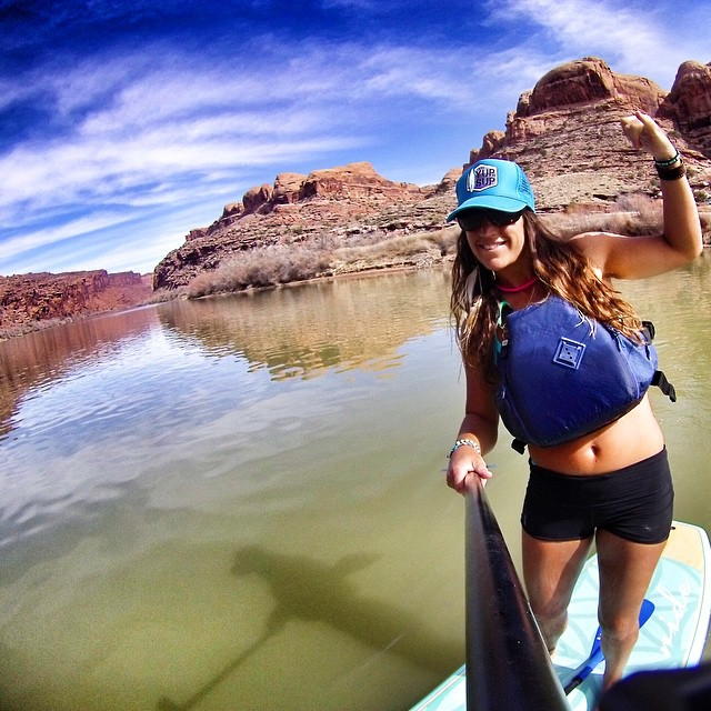Nothing but ❤️ for this place. #Adventureland #moabutah #sayyup2sup