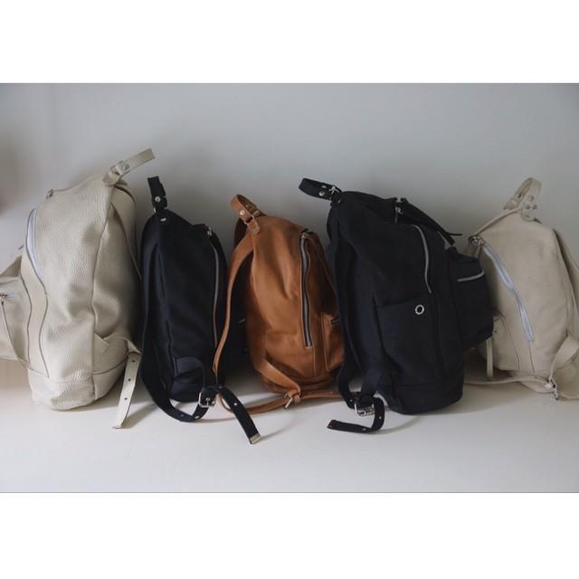 Leather Classics | Clásicos de cuero | #mambobackpack #mambomochilas