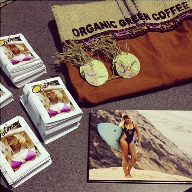 Come by booth #2031 at @surfexpo to check out our 2014 #collection and our #collaboration with @annaehrgott #moretocome