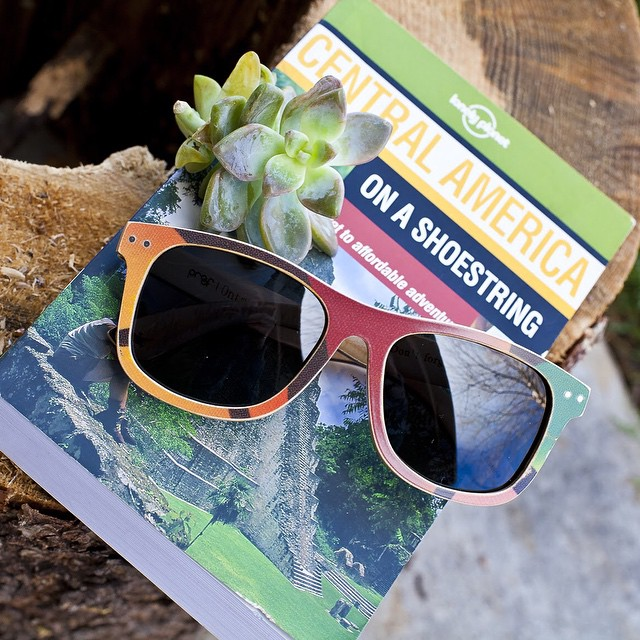 The El Salvador Project Sunglasses are LIVE on the site! 100% of the proceeds will benefit the #ElSalvadorProject  The 84 limited edition sunglasses are handcrafted from a complete skateboard deck showing that your purchase is part of something bigger....