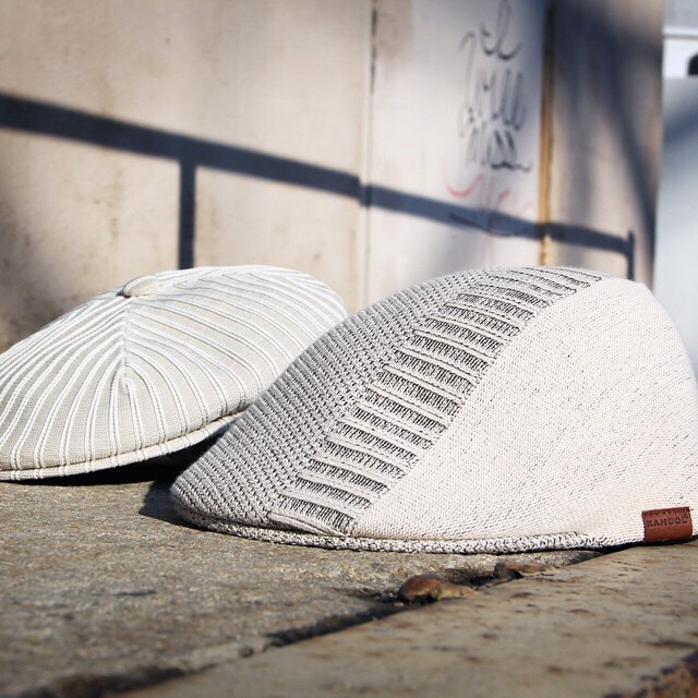 #kangol Stripe Collection