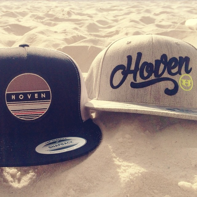 Have you gotten yours yet? #hovenvision #neversettle #snapbacks #beach #sun #surf #spring #retail #hats