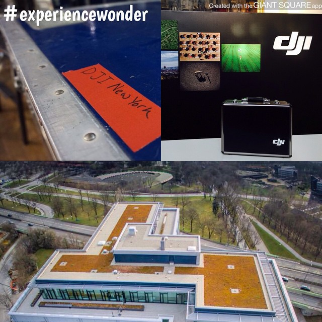 Team #DJI are a go across #NewYork, #London and #Munich! See you all on a few hours at 1130am (U.S. EST)  #experiencewonder #aerial #DJICreators #dronesaregood #aerialphotography #UAV