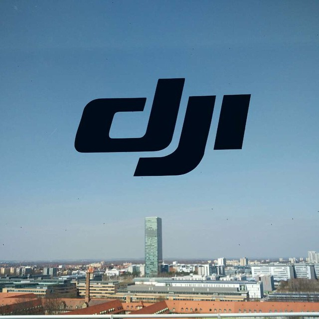 Team #DJI in #Munich ready! Guess where we are? Not long now until you #experiencewonder