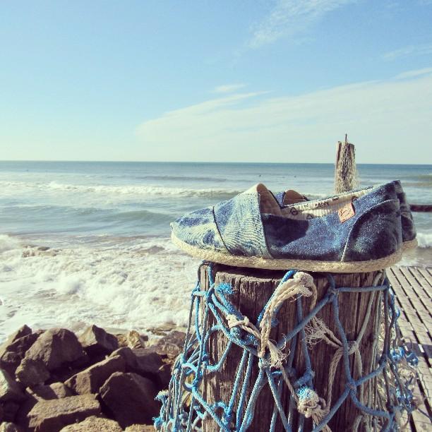 Perky en MDQ , finde de surf, haciendo nuestro feriado mas leve ..@perkyargentina @perkyshoes @mardelplata #mdq #mardelplata #perkyporai #perky #surf #alpargatas