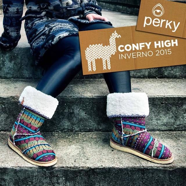 Para que vayas eligiendo como vestirte en invierno! Anticipo de coleccion Perky Invierno2015