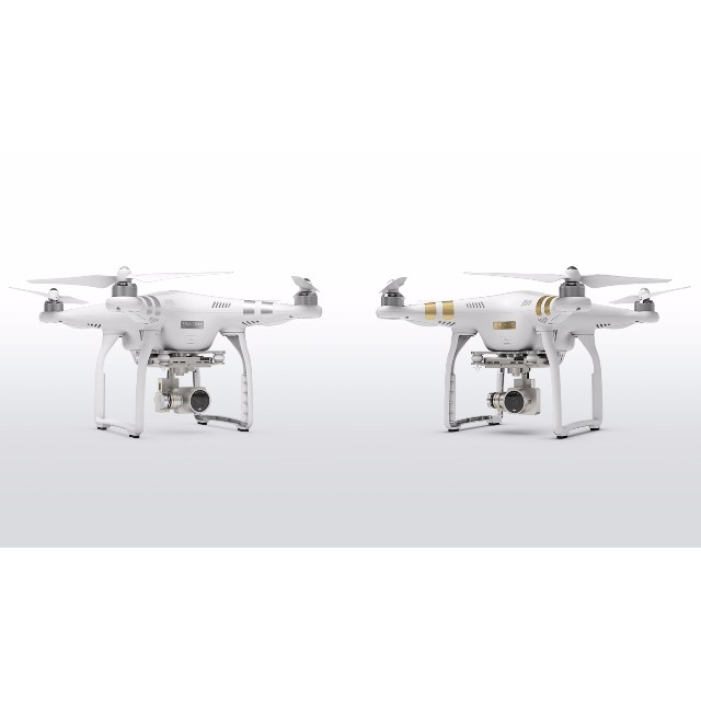 Introducing the #DJI #Phantom3 Professional and Advanced. A winning combination of visual clarity and stability, in both 4K and 1080p formats.  Learn how you can #experiencewonder with both models  www.dji.com/product/phantom-3
