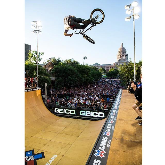 #XGames Austin BMX Disciplines • Big Air • Big Air Doubles • Dirt • Park • Vert
