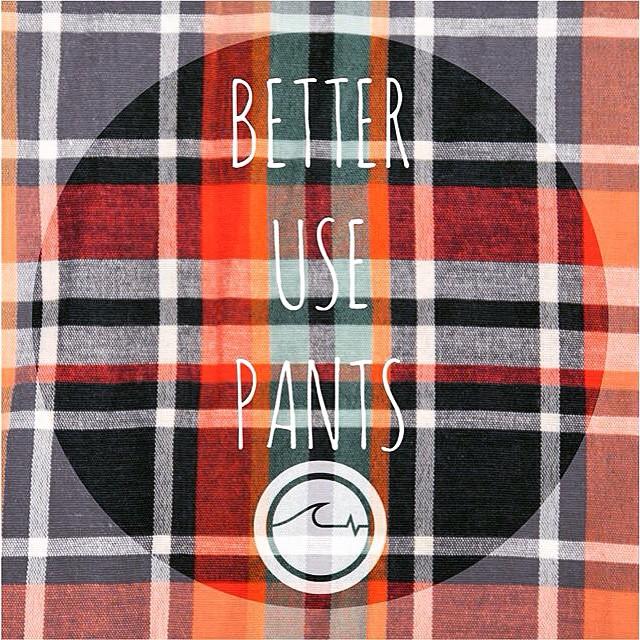 Ya están a la venta los underwave pants, nuestro primer regalo de la colección Otoño/Invierno 2015. Tanto como para hombres como para mujeres, se pueden usar para lo que quieras, sentirte libre y sobre todo, sentir el underwave. Conseguilos a tan solo...