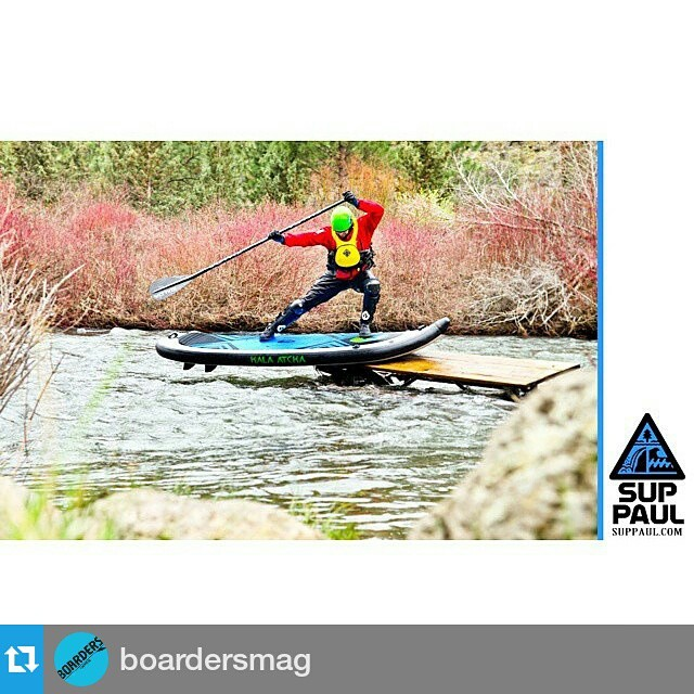 #Repost from @boardersmag ・・・ River SUP jibs on a picnic table by @suppaul_pics! We'll be seeing more awesome photos from @suppaul_pics on Thursday and Friday as he shares one of his journeys with you by taking over our Instagram for two days....