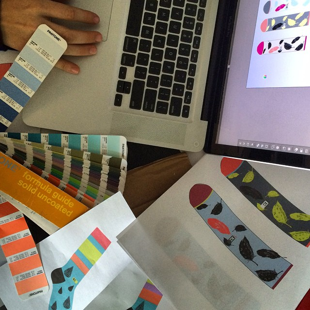 Sneak peek of the new XS sock line in the works! #headtotoe #xshelmets  #forgirlswhoshred #surf #skate #ski #board