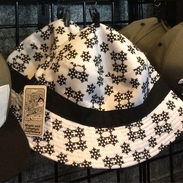 Shop our reversible buckets and other hats @downinthevalley❄️#FrostyHeadwear #BucketHats