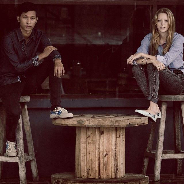 TBT - to a shoot we did for our Fall '14 #Balifornia collection. Good times w/ @gilangpanko, #Riley and