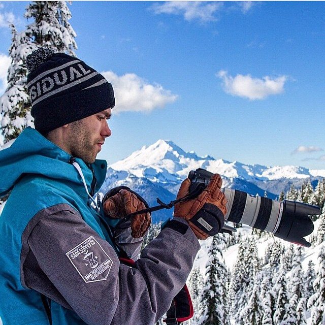 @stephenskis in his element! // Get after it // rad shot by @calebralston // #disidual #disiduallivin #explore #adventure #keepitwild #mtbaker #ski #winter #pnw #exploretheoutdoors #livesimply