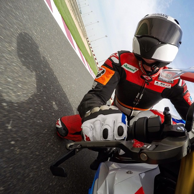 Stoked to announce our partnership with @MotoGP! We'll be bringing you the most immersive and unreal motorcycle footage you've ever seen throughout the #MotoGP season. #GoPro #GoProMoto #AmericasGP  Thought MotoGP was rad before? Just wait. Learn more:...