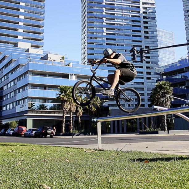 Urban jump #Bike
