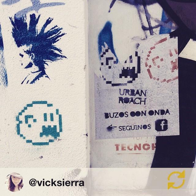 RG @vicksierra: Nuestros inicios urbancheros! 2 años y siguen ✌️☺️