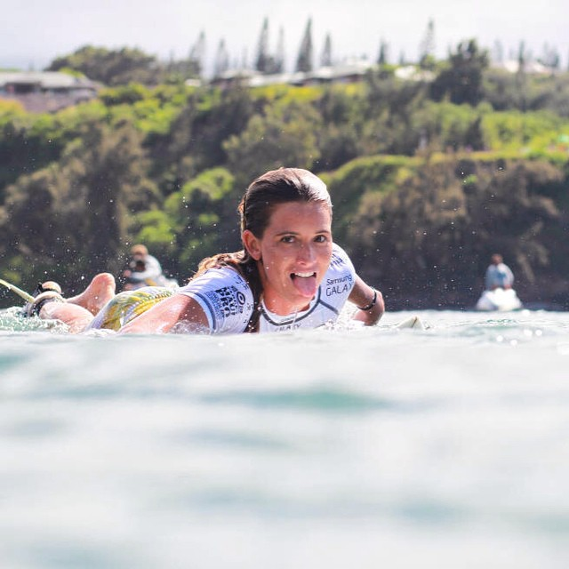 Happening NOW! Tune in to the Rip Curl Women's Pro #BellsBeach to see #TeamB4BC rider @courtneyconlogue take on @stephaniegilmore in the semifinals. Watch it live at www.worldsurfleague.com, and help us cheer on our girl! Photo: @WSL | Laurent...