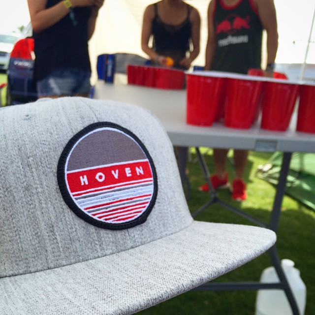 Rise and Shine Hooligans | Who's at Coachella Weekend 1? #hovenvision #snapbacks #friends #coachella #desert #tgif #indio