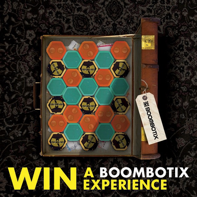 Win a trip to San Francisco to come hang out with the #Boombotix crew for an experience of a lifetime! Details in bio✌