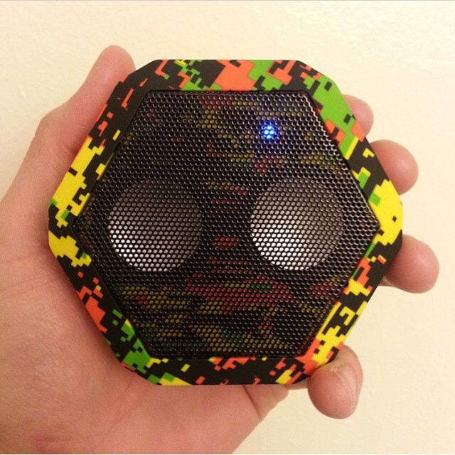 @yuchuri got his hands on the last Rasta Digicamo Boombot REX! What should we do next?