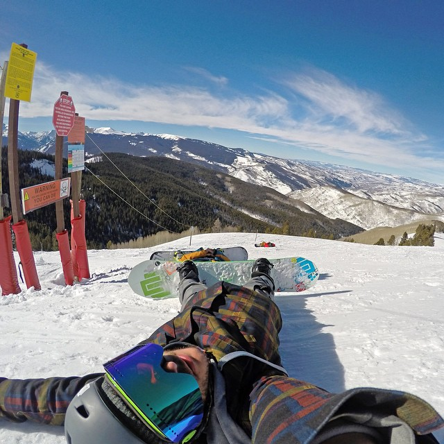 We're teaming up with Just Chill for Chill Awareness Week. One winner will be selected tomorrow to win a snow prize pack including a GoPole gear hook up. Each entry also gives you a chance to score the $5K grand prize. Regram the @JustChill photo of...