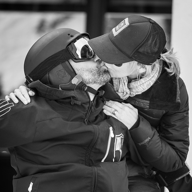 Incredible shot #Abro - thank you!!! Last week you were capturing this love-filled moment w/ @shawnakorgan & I - two days ago you sustained a #SpinalCordInjury - and now you, your family, and your tremendous recovery are on the tops of our minds and in...