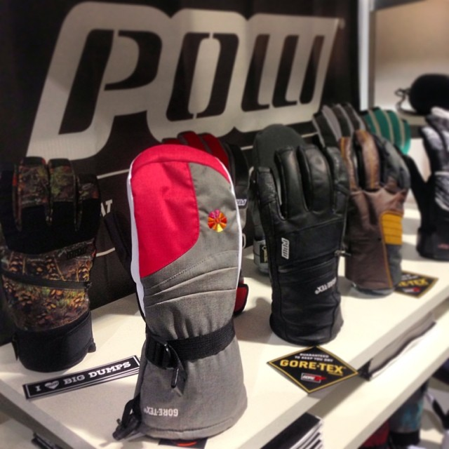 B4BC GEAR // POW Gloves We are b e y o n d excited to announce our brand new partnership with @POWgloves here at @AgendaShow!! Check out the new 2014 POW x B4BC collab glove that will knock your freakin' socks off.  Stay tuned, available Fall 2014!...