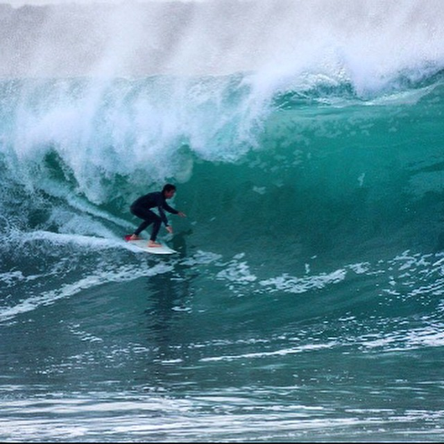 @charliewiggs at the Wedge and in like @flynn_novak PC David Manasen #lovematuse #ckth