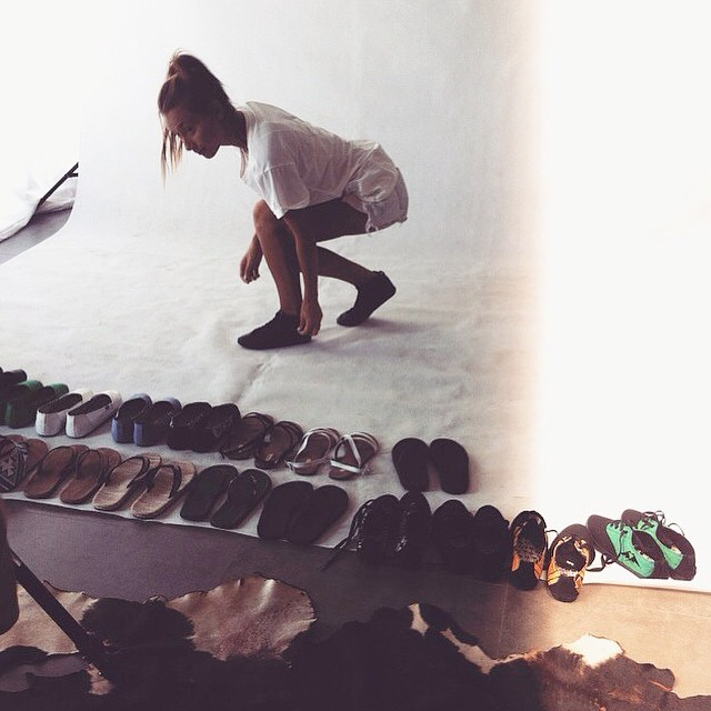 """One more from behind the scenes of our shoot for our new collection """"Pathways"""" dropping soon ✌️ regram via @shihfengavala #PTHWYS #JJshoe #KOTAshoe #soleswithsoul"""