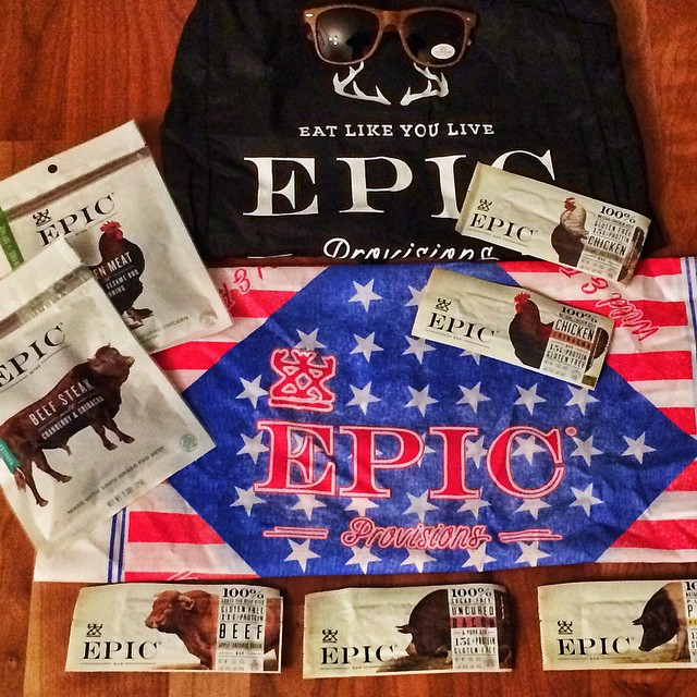 Beyond stoked to come home to all these new flavors of @epicbar !The food we eat is absolutely a key to an athletes success. #eatright #healthyhappy #Fatisgoodforyou #sunsoutbunsout #snowboard #bike @neversummerindustries @oakleywomen @dakine...