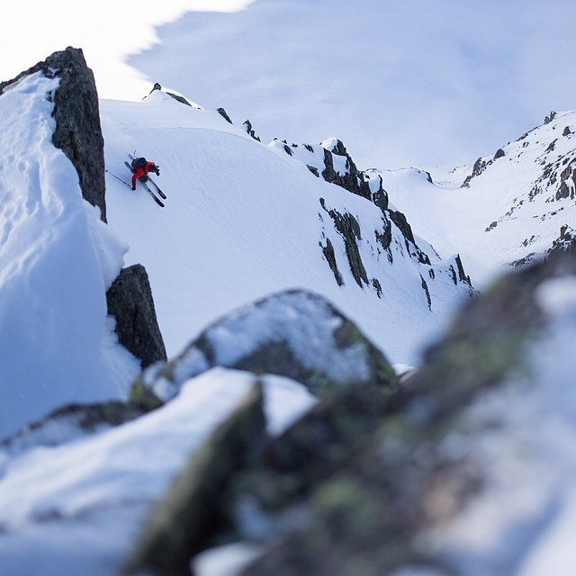 @eric_hjorleifson the #realeric as seen through the lens of @jacobslot #shapingskiing