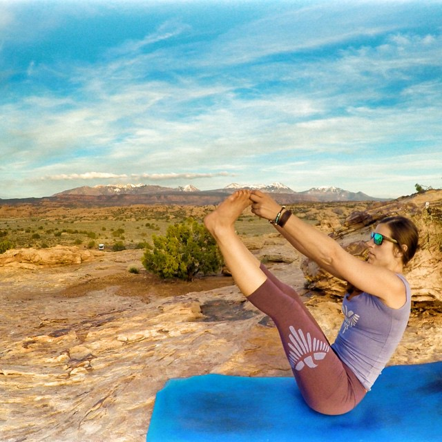 DAY 12 pose of the #30dycmoab Yoga Challenge is Paripurna Navasana or Full Boat Pose.  It's day 3 of the Navel Chakra Series and its time to get on a Movement Diet! It's time to sweat. Time to work your heart and lungs! Not much of an exerciser? Take a...