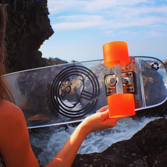 pure creative freedom #jellyboard #california #creativity #ridethetide