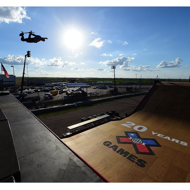 #XGames Austin is only 53 days away! (