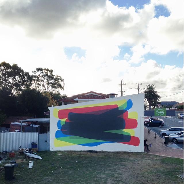 @helloelian pasó por Perth (Australia) y dejó su marca